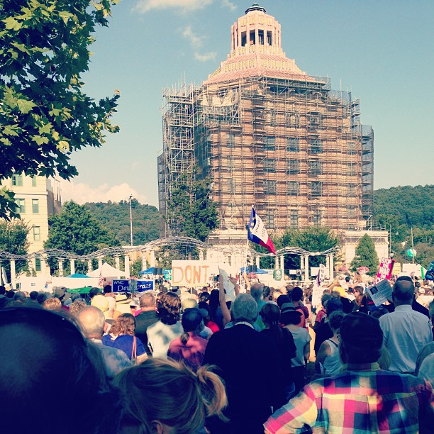 moral monday in asheville