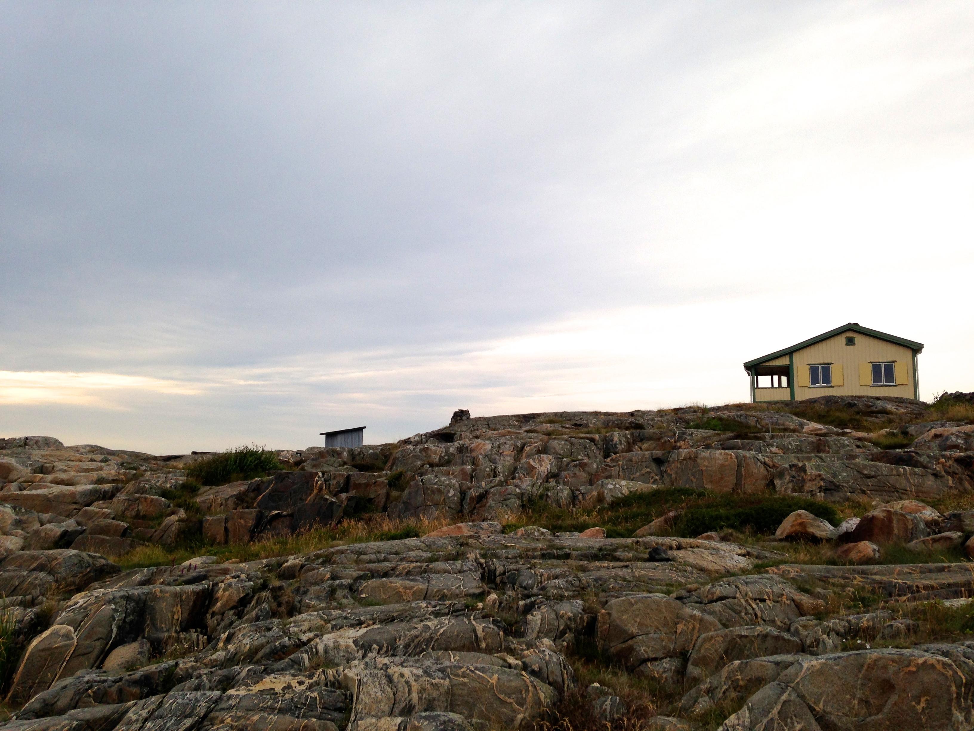 rocky coast sweden