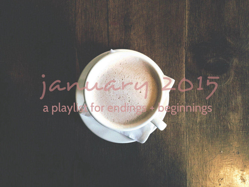 playlist january 2015