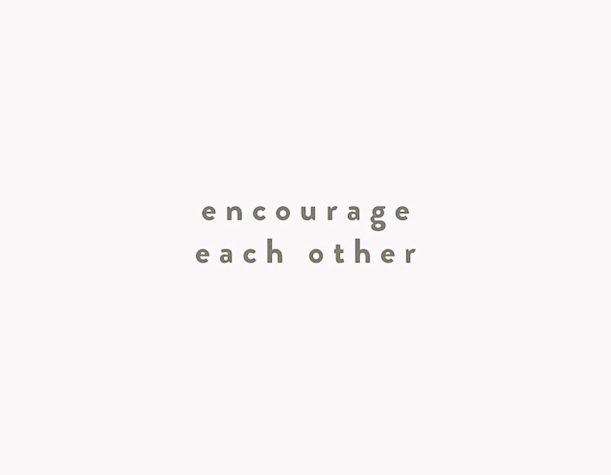 love encourage
