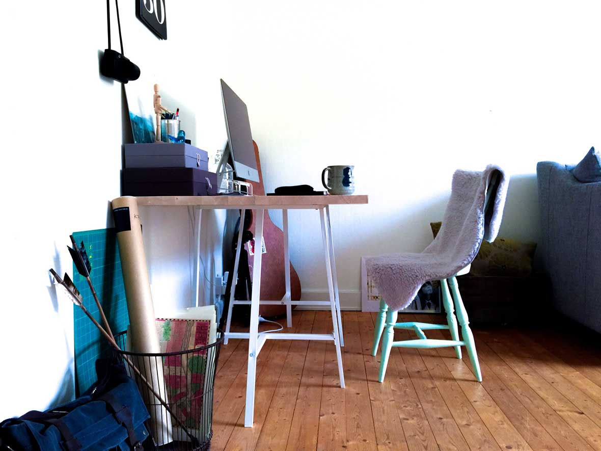 5 steps to creating a zen work space making your dreams for Creating a zen space