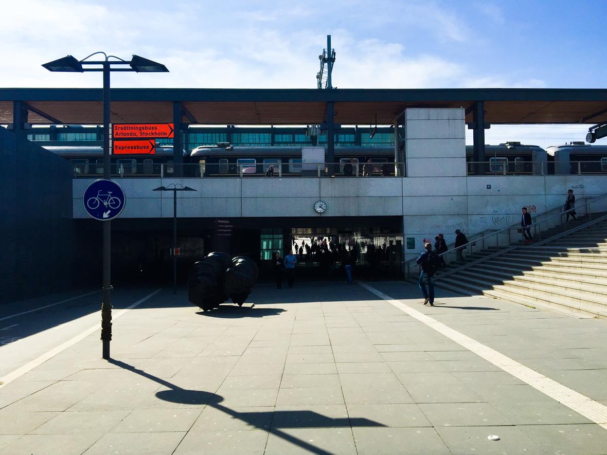 train-station