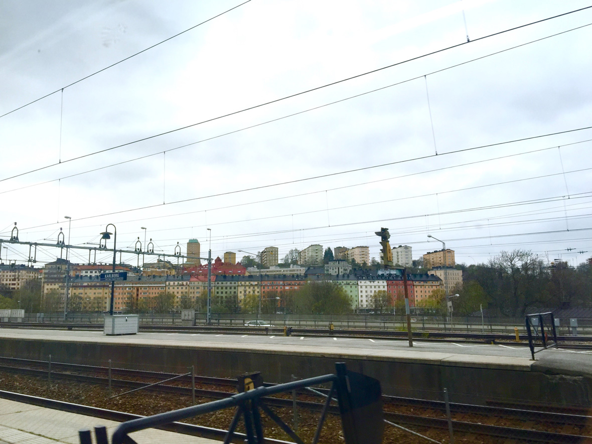 train-stockholm