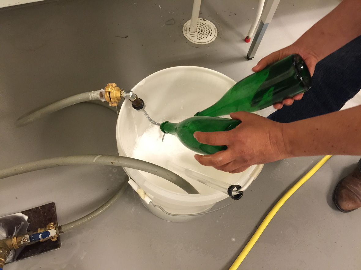 bottles-sanitizing