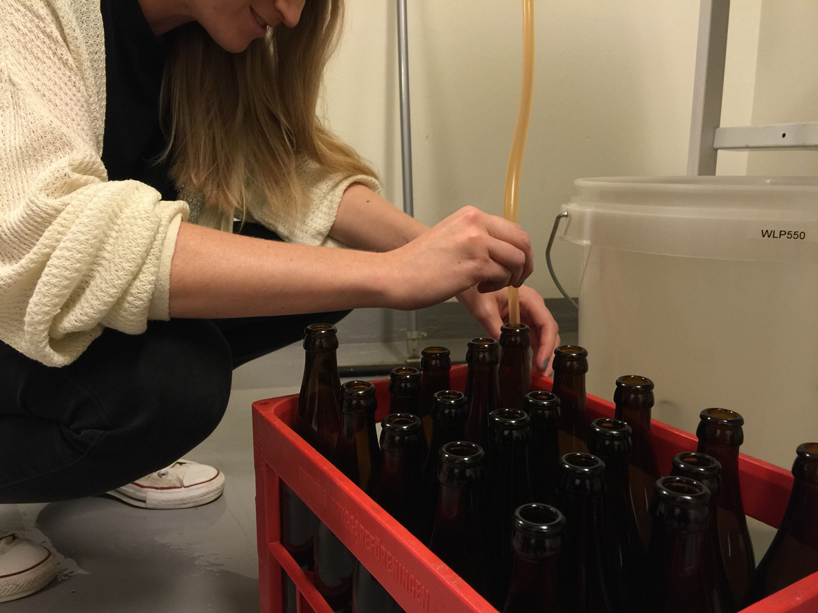 lina-tapping-beer