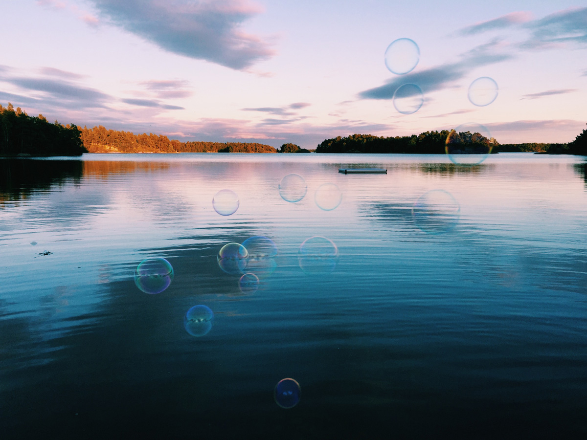 bubbles-sunset-skeppsgarden