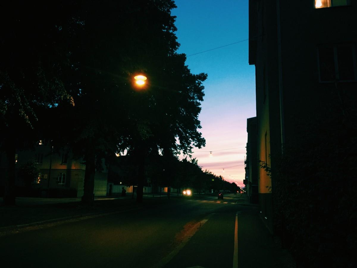 vaderkvarnsgntan home uppsala sunset