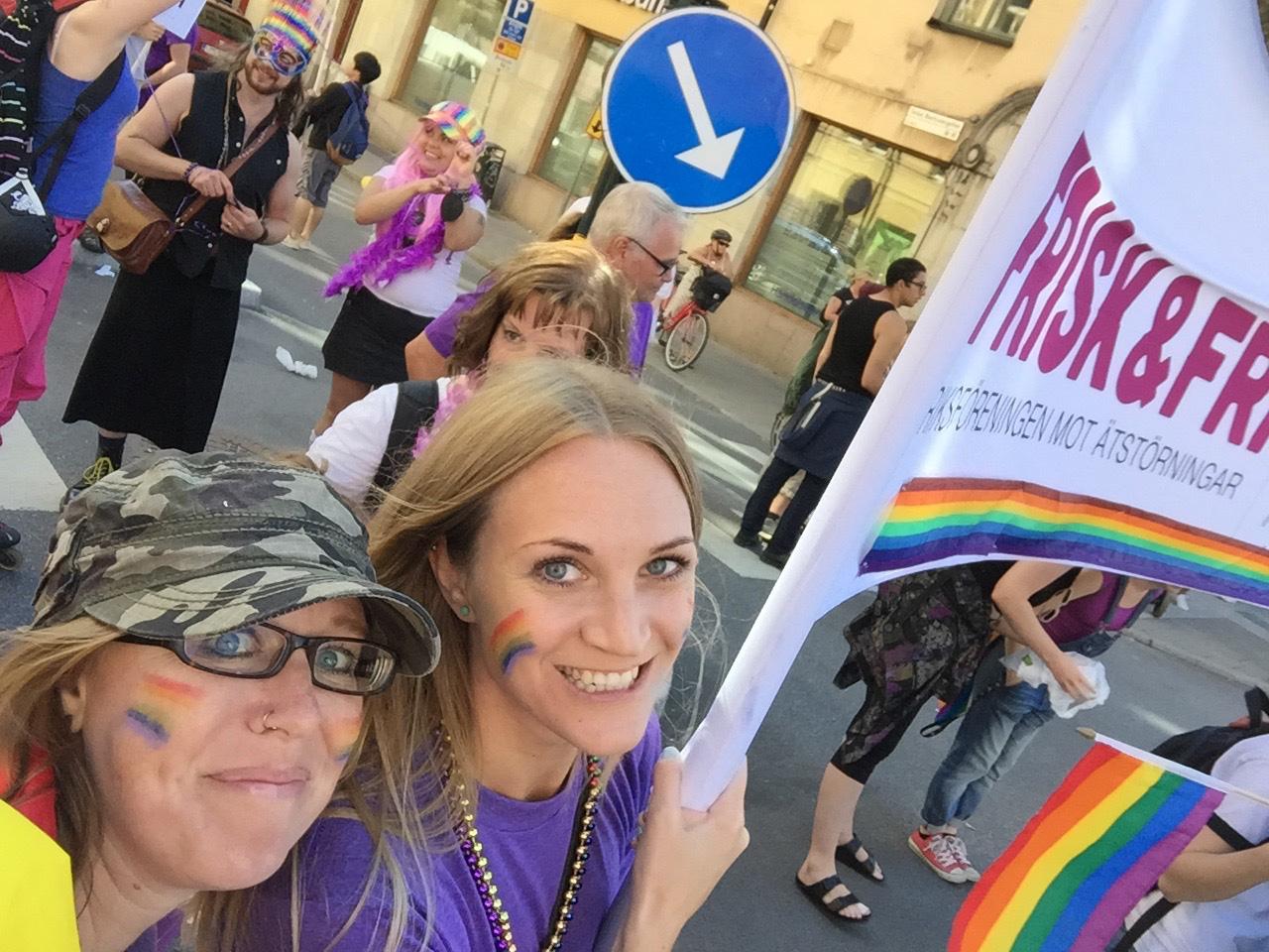 stockholm-pride-parade-me-lina-walking
