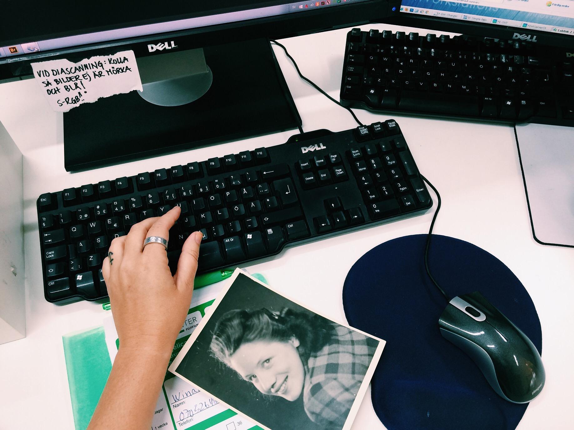 work computers