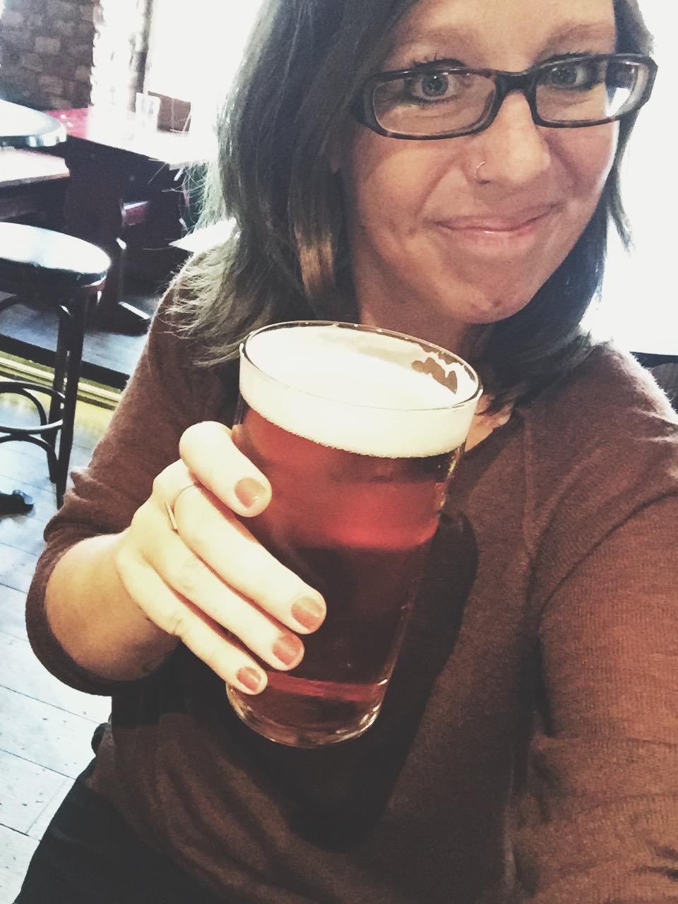 me beer