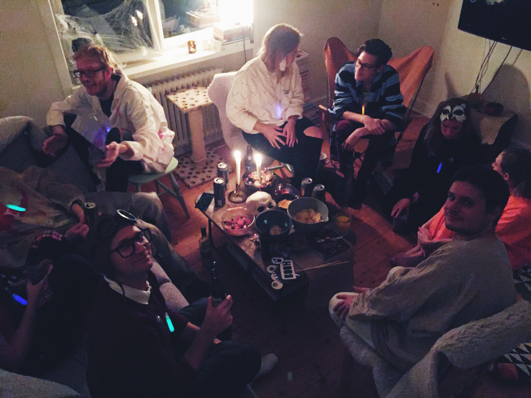 halloween-PARTY-HOME
