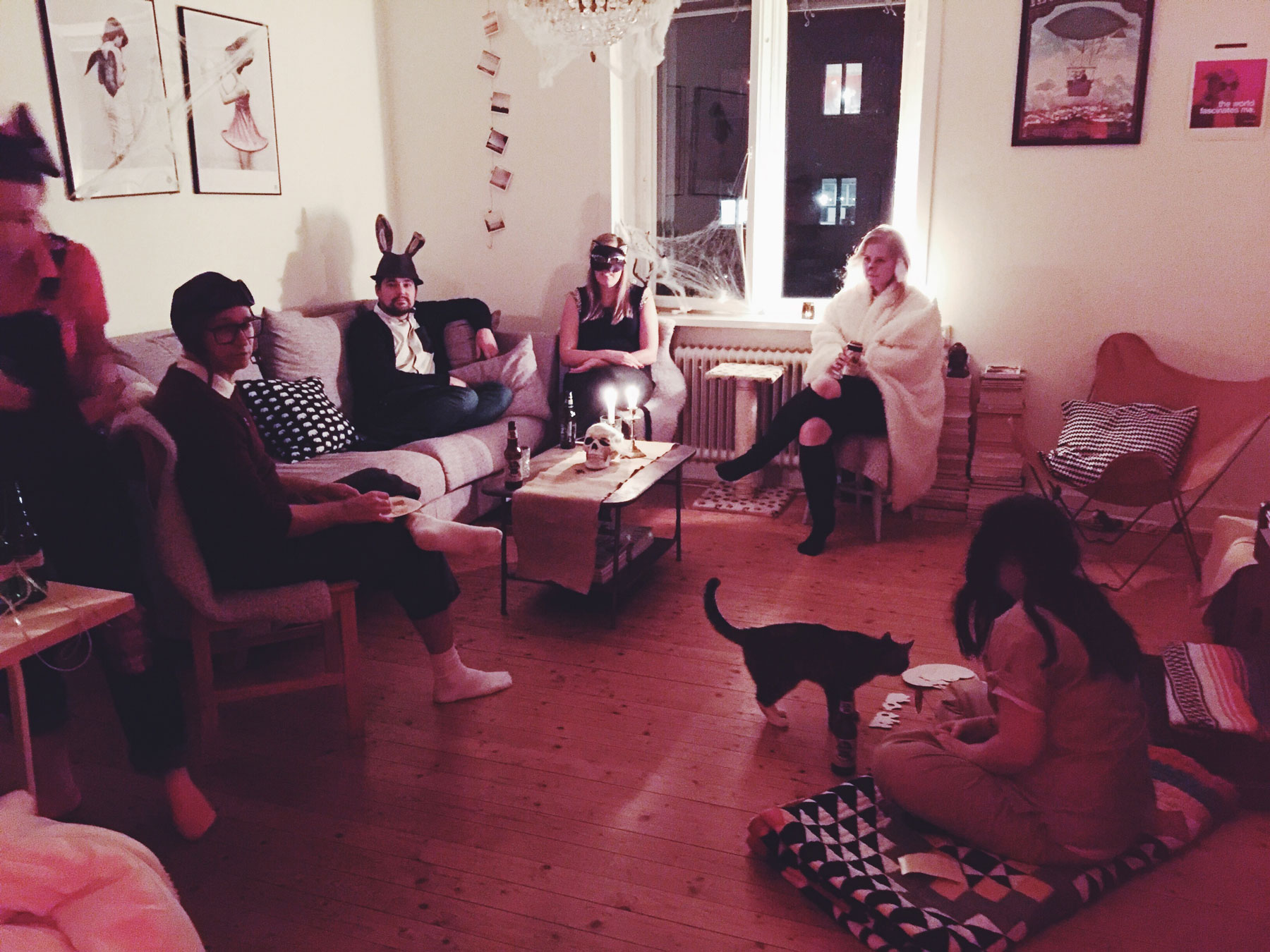 halloween-friends-party
