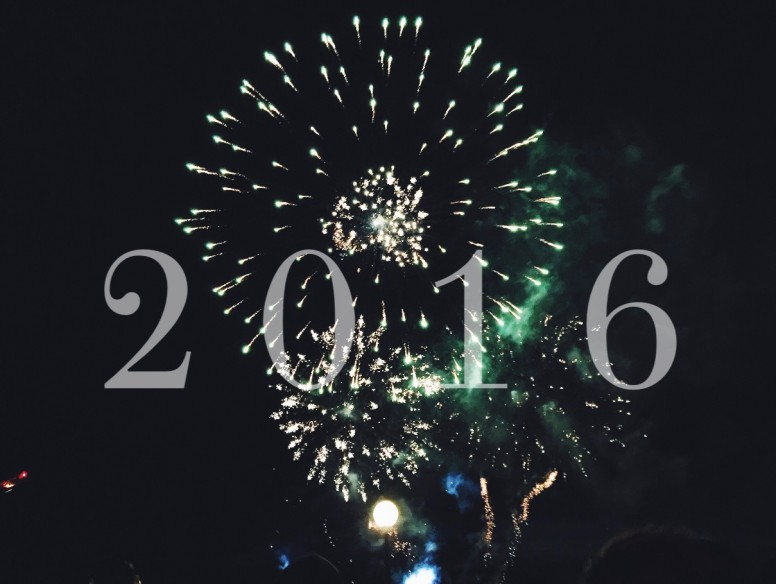 2016 fireworks new year