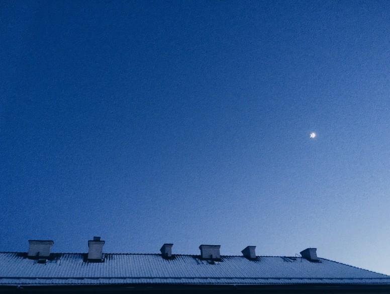 moon sky