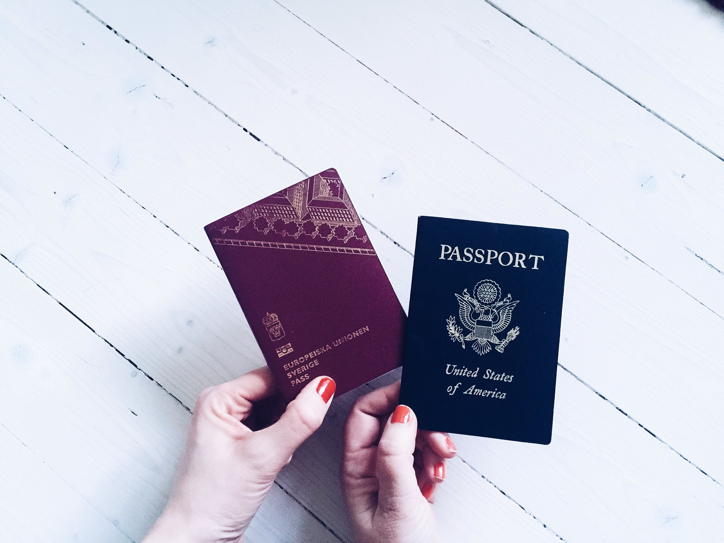 passports travel