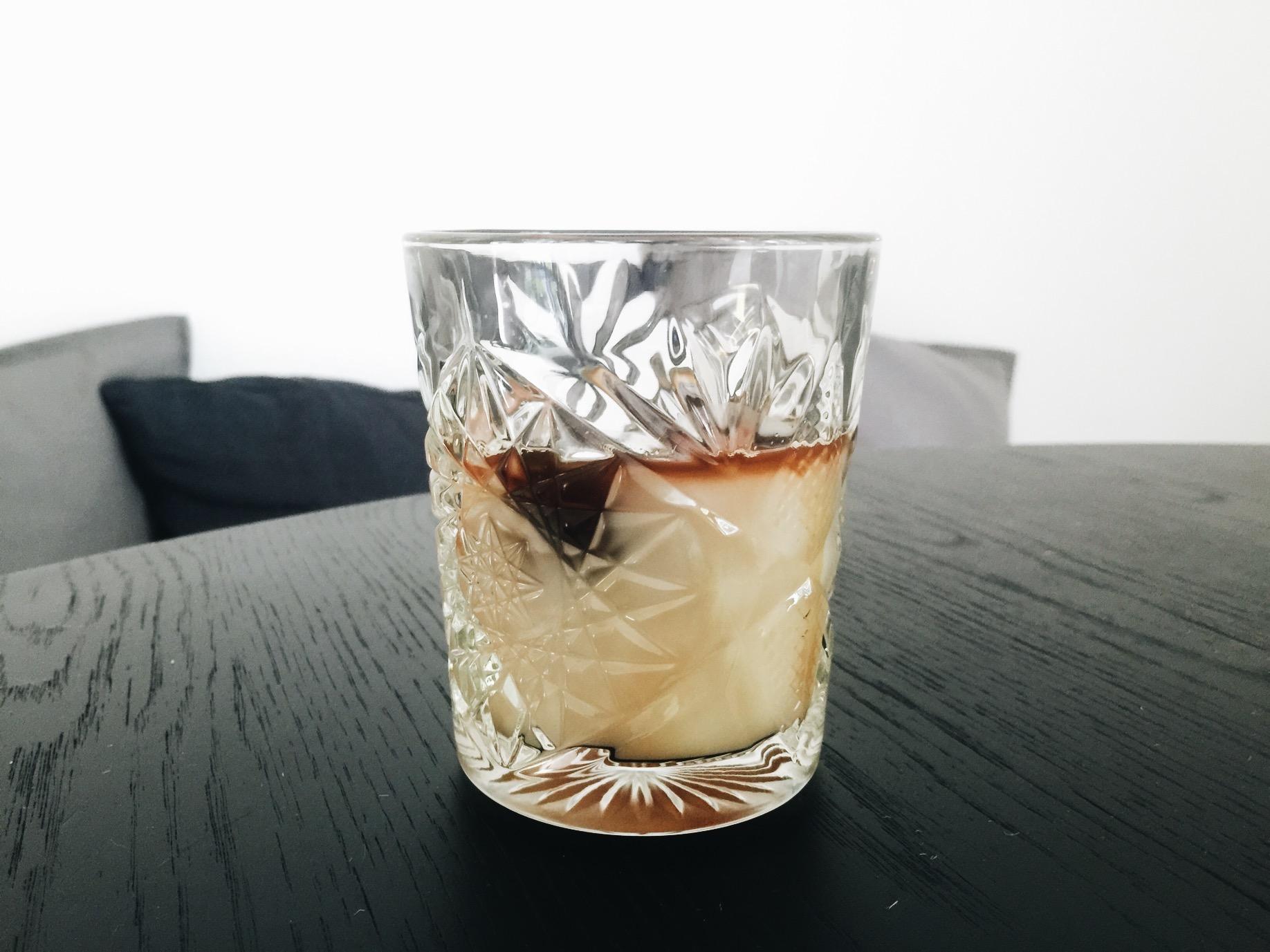 coffee iced homemade