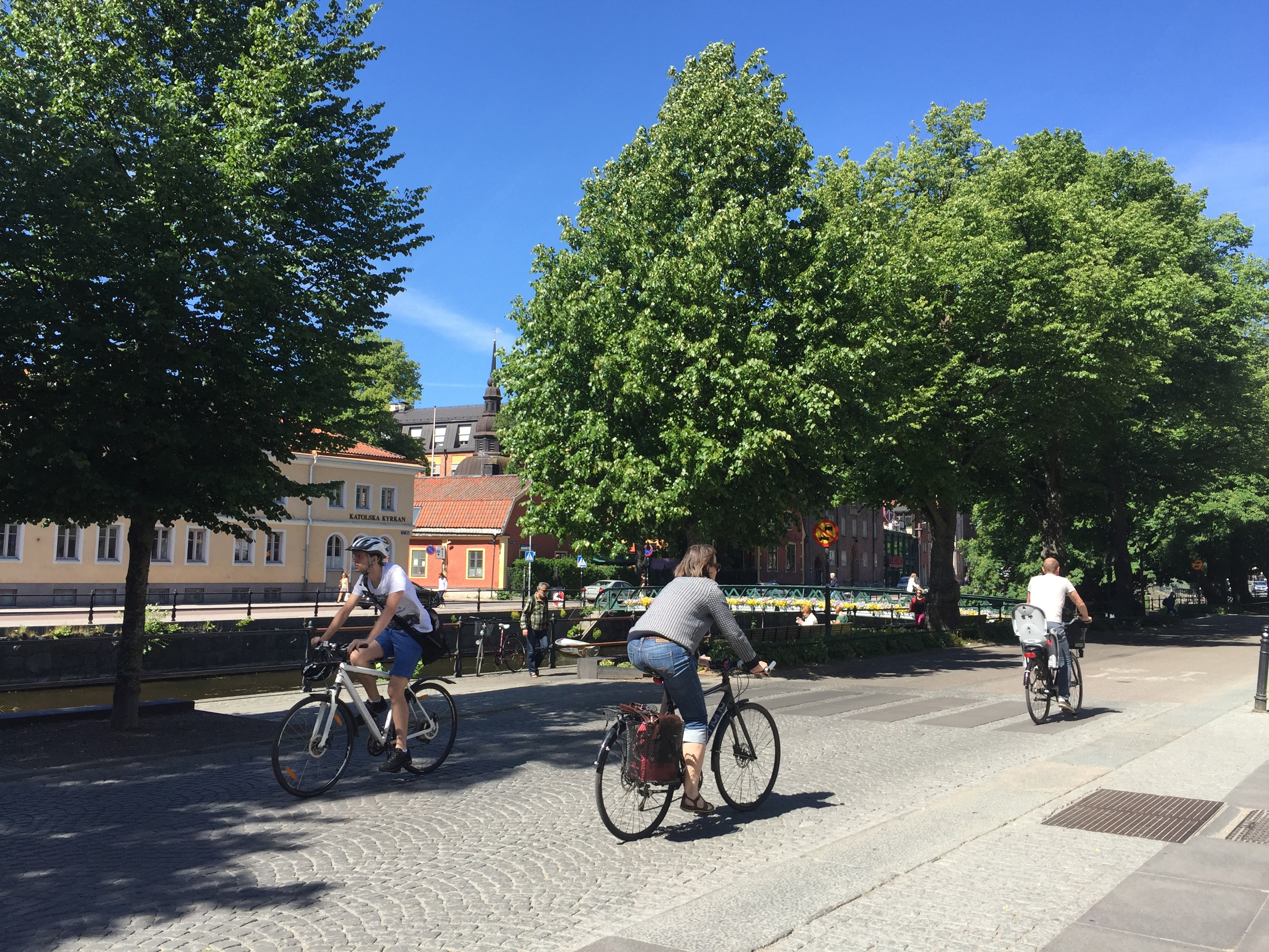 uppsala downtown