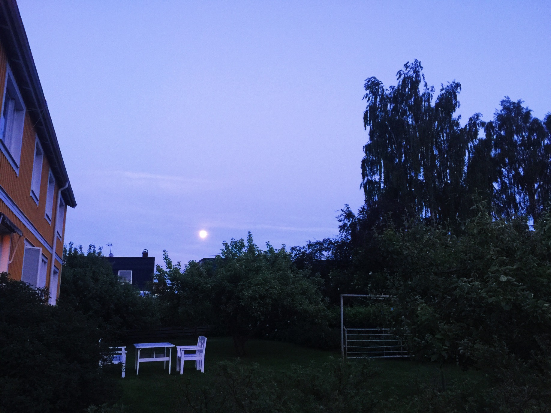 full moon uppsala