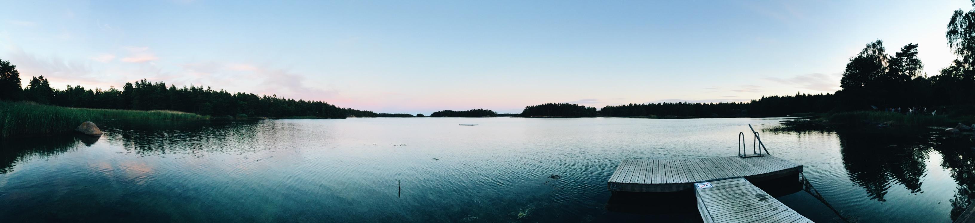 skeppsgården nature sweden