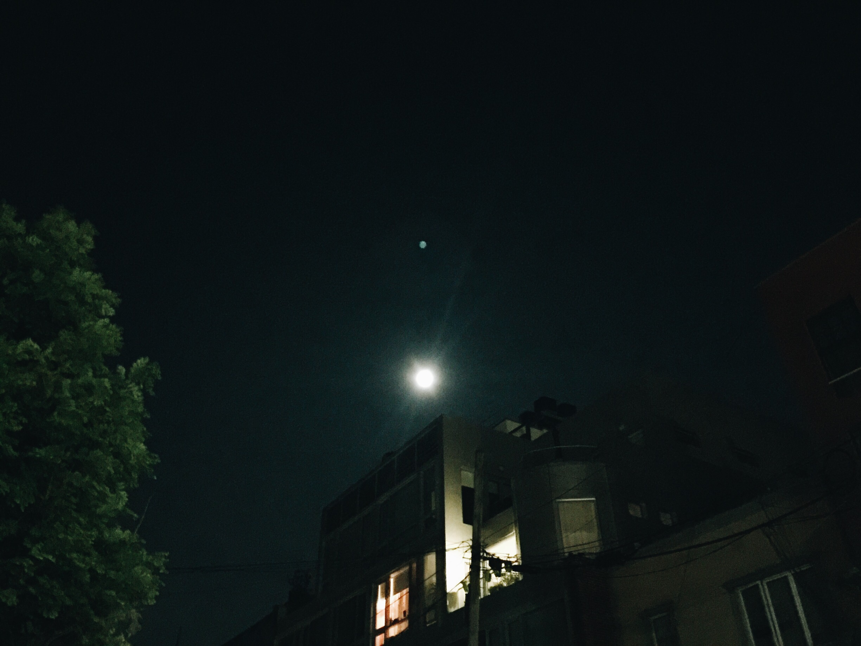 moon new york city