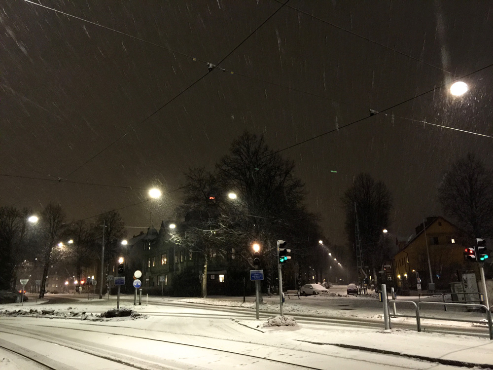 snow-street
