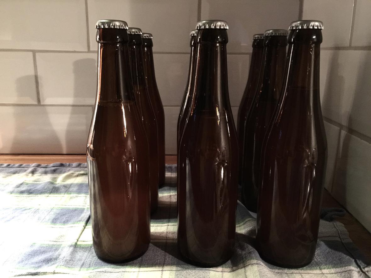 filled-beer-bottles