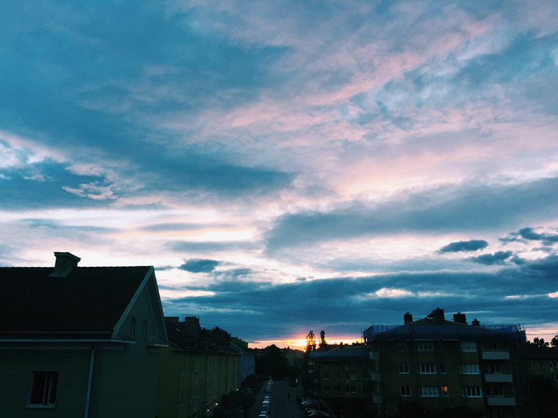 sunset-uppsala