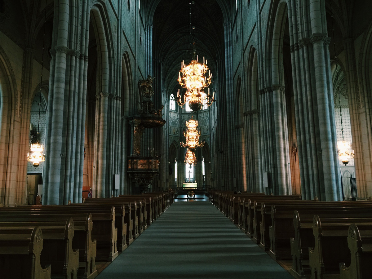 cathedral-uppsala