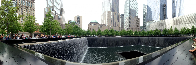 september 11 memorial nyc panorama