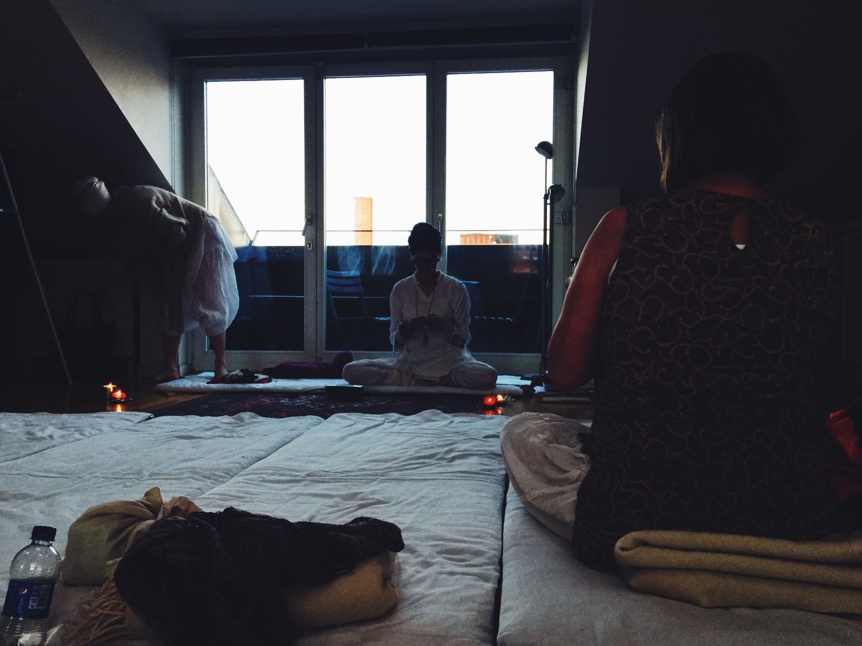 sat nam rasayan yoga