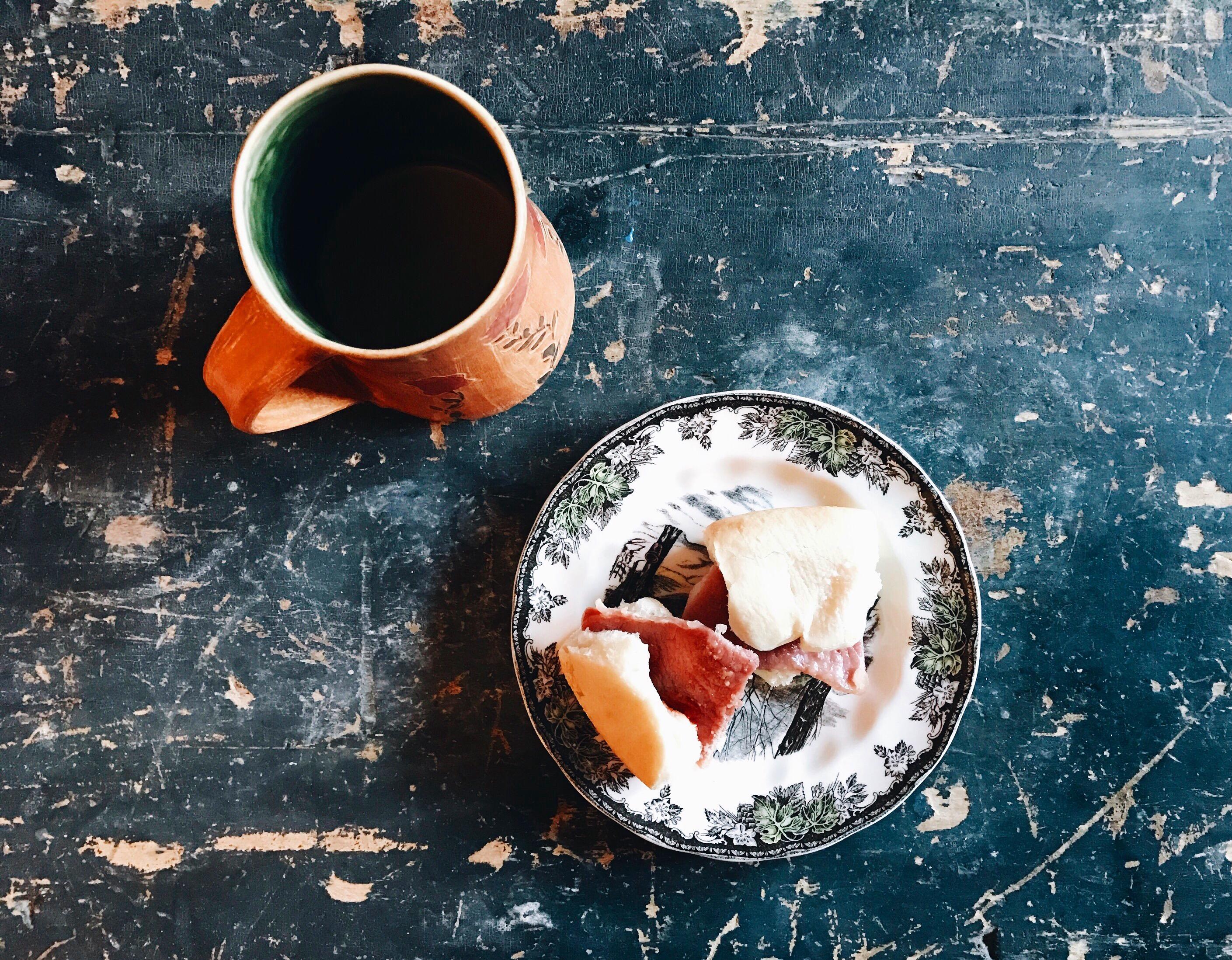 lake junaluska breakfast coffee